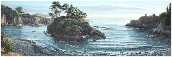 northern california painting